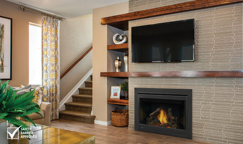 NAPOLEON HD46 HIGH DEFINITION GAS FIREPLACE