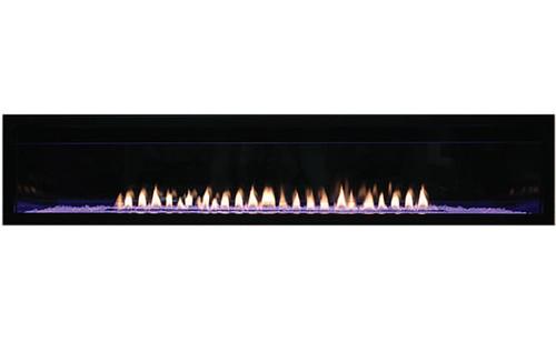 "72"" Vent Free Boulevard Gas Fireplace"
