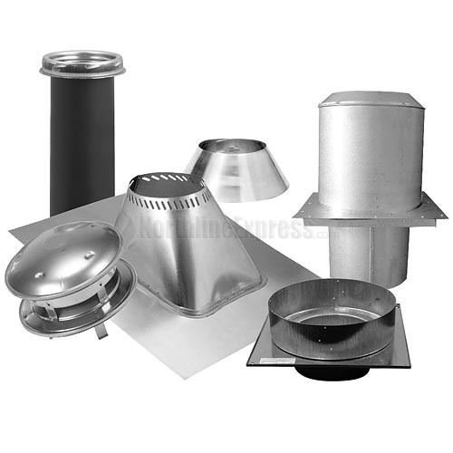 Selkirk Metalbestos Flat Ceiling Support Kit