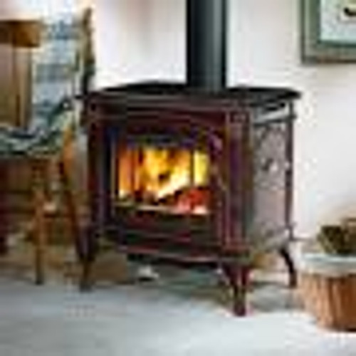 NAPOLEON 1400C WOOD STOVE MOJICA BROWN