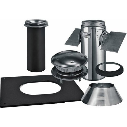 Selkirk Metalbestos Pitched Ceiling Support Kit