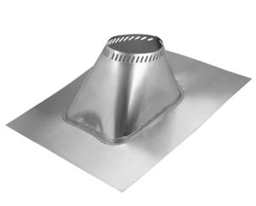 "Metalbestos - 6""Roof Flashing, Adjustable 6/12 - 12/12 pitch"