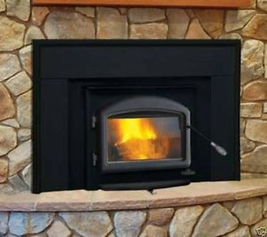 Napoleon 1101 Wood Burning Fireplace Insert Package Deal Blowout W