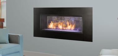 Monessen Artisan See Thru Vent Free Gas Fireplace