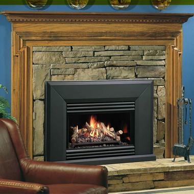 Kingsman Vfi25 Direct Vent Gas Fireplace Insert