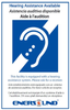 10-Person Assistive Listening System with Neckloops and ADA Plaque (Limited Lifetime Warranty)