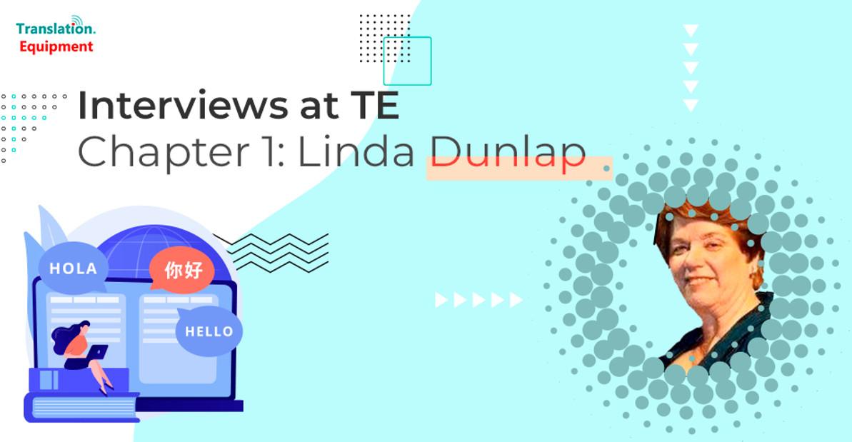 Interviews at TE, chapter 1: Linda Dunlap