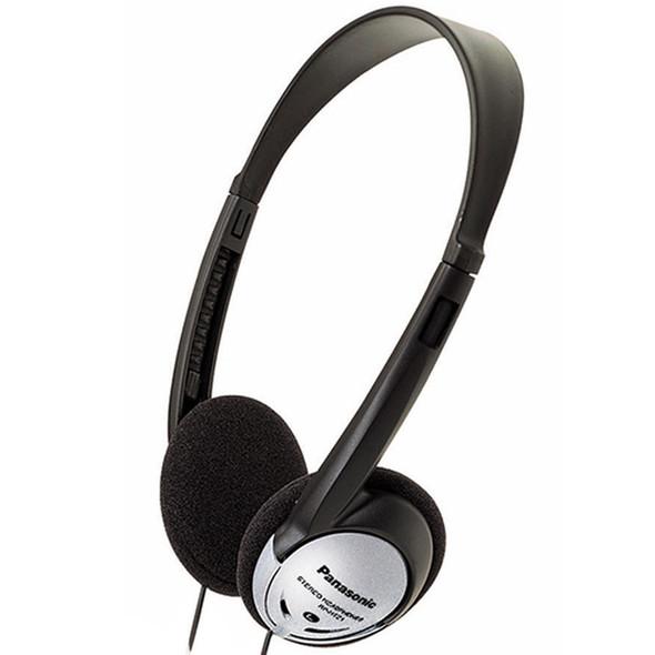 Panasonic Lightweight Headphones with XBS