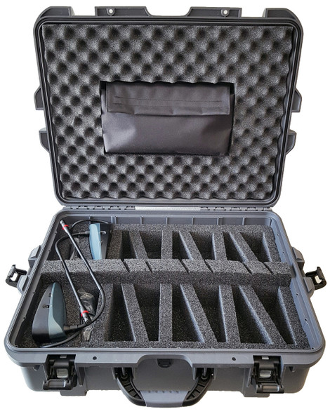 CAS-308 8-Unit Carrying Case for Enersound CS-300 Conference System