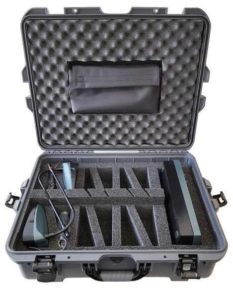 CAS-306U 6-Unit + 1 CU Carrying Case for CS-300