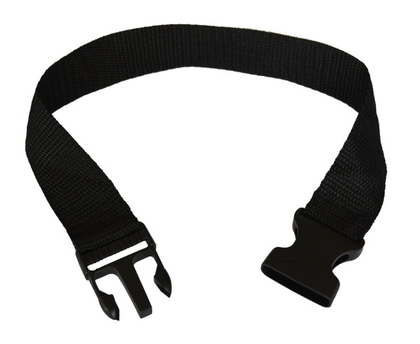 17-inch extension belt for PA-200 waistband voice amplifier.