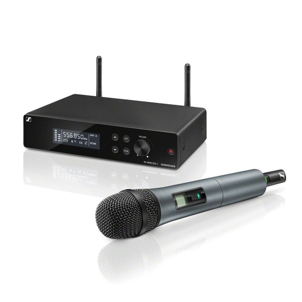 XSW 2-835-A Sennheiser Wireless Handheld Microphone System with e835 Capsule (A: 548 to 572 MHz)