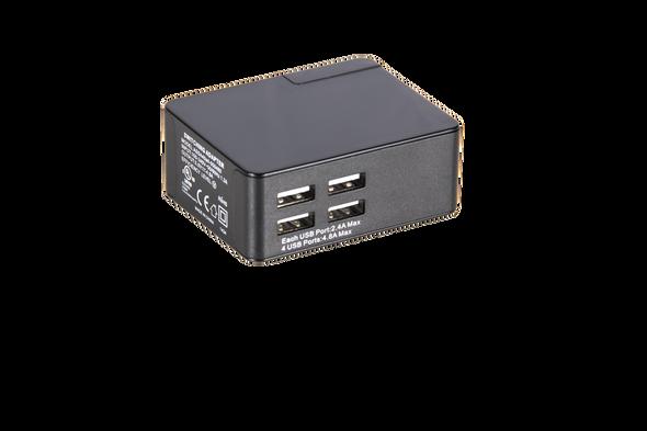 Listen Technologies 4-Port USB Wall Charger