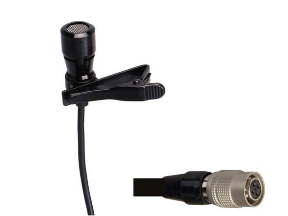 LAV-100AT Lavalier - Lapel  Microphone for Audio Technica Wireless Systems