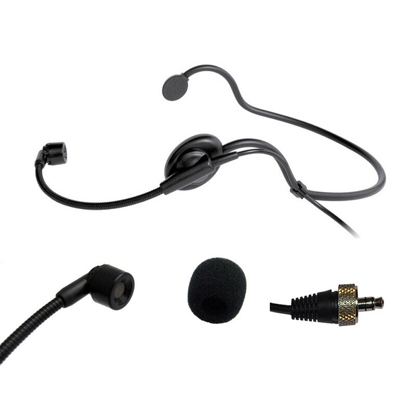 Enersound  MIC-300SEN Professional Headband Microphone for TP-600 Transmitter and Sennheiser wireless systems