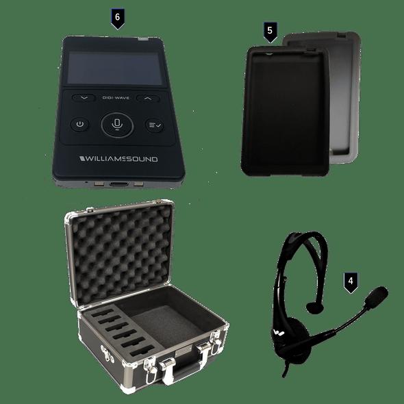 Digi-Wave 400 Wireless Intercom System
