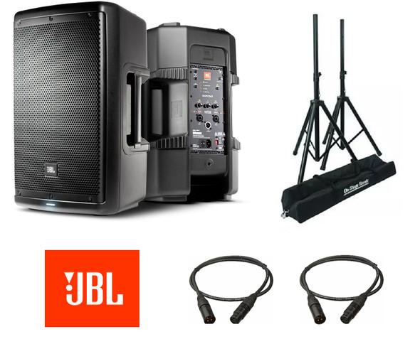 1,000w JBL PA System. (120/230v)