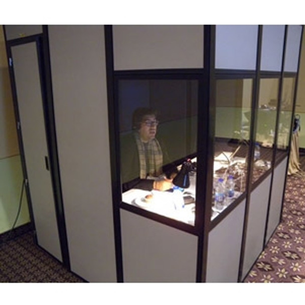 Sound-Proof Translation - Interpretation Booth