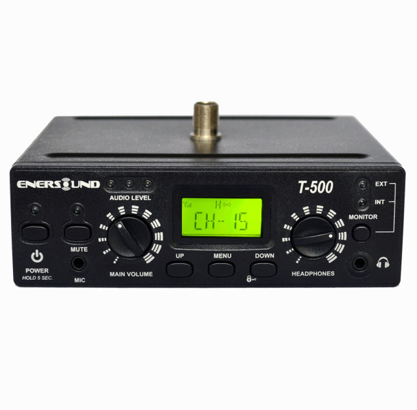 Enersound T-500 FM Multi-Channel Transmitter