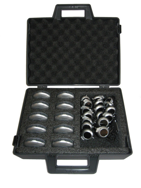 Optional: Enersound CAS10 Case for 10 Enersound R120 Receivers