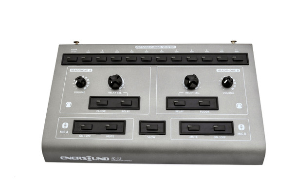 IC-12 Interpreter Console