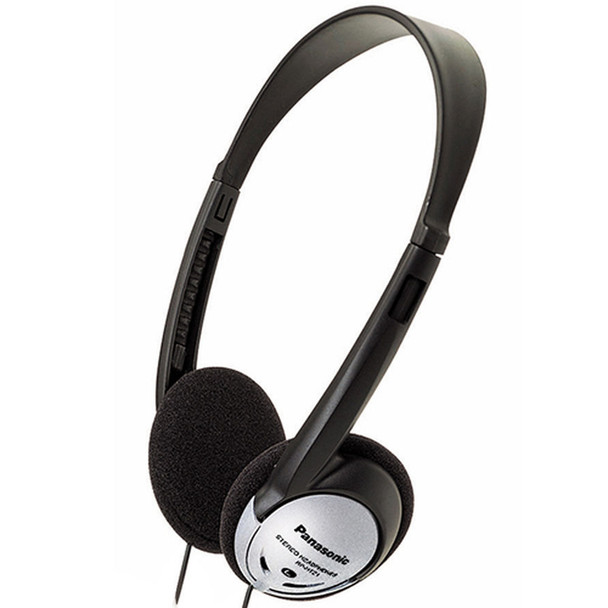 Panasonic Lightweight Headphones with XBS
