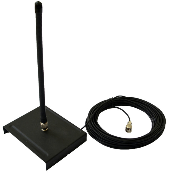ANT-501 Remote Antenna Base with 50' cable. (Helical Antenna ANT-500 Not Included)