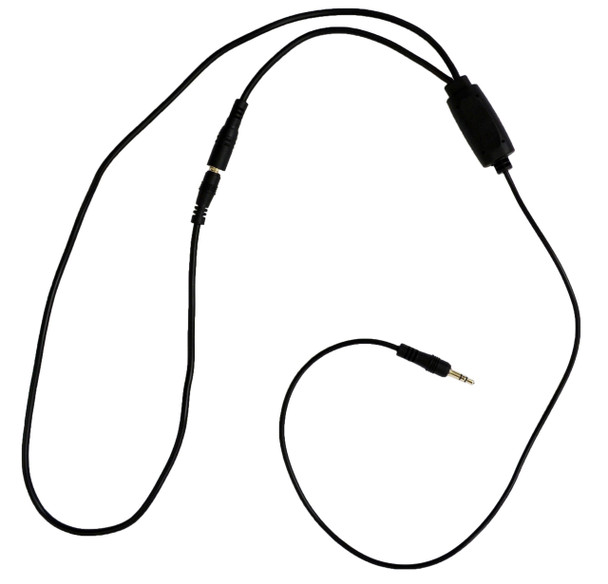 Enersound Neckloop with stereo plug