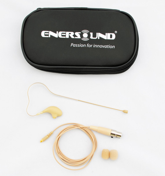 MIC-400SHU Professional Miniature Earset / Headset Microphone for Shure Wireless Systems