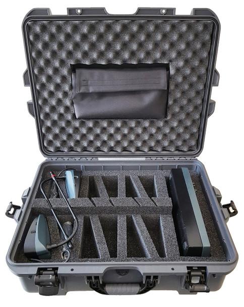 CAS-306U 6-Unit + 1 CU Carrying Case for CS-300