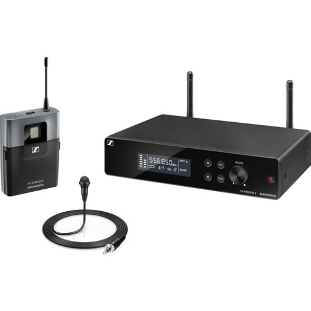 XSW 2-ME2-A Sennheiser Wireless 2 Lavalier Microphone System (A: 548 to 572 MHz)