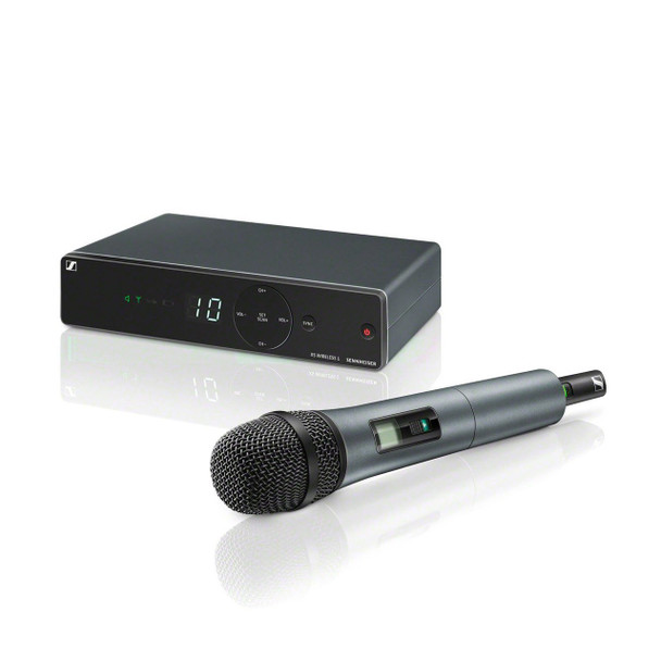 XSW 1-825-A Sennheiser UHF Vocal Set with e825 Dynamic Microphone (A: 548 to 572 MHz)