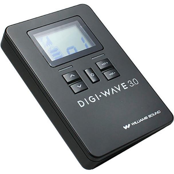 Williams Sound DLR 360 Digi-Wave Digital Receiver (DLR 360 )