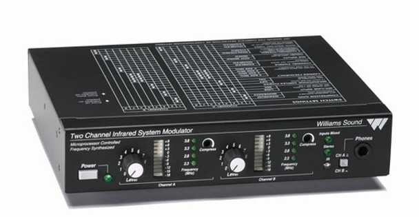 Williams Sound WIR-SYS-1   4-Person Infrared System