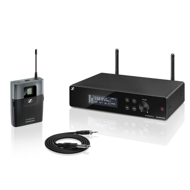 Sennheiser XSW 2-Cl1 wireless headset microphone/instrument bundle (w/ MIC500SEN)