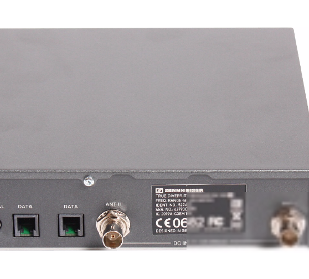 Sennheiser Instrument/Headset Wireless System Bundle EW 172 G3-A