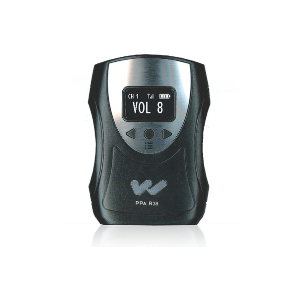 Williams Sound TGS PRO 738 Personal PA FM Tour Guide System