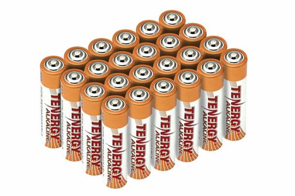 24 pcs AA Size Alkaline Batteries