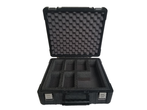 CAS-325 Economy  Carrying Case for 25 R-120 Enersound Receivers