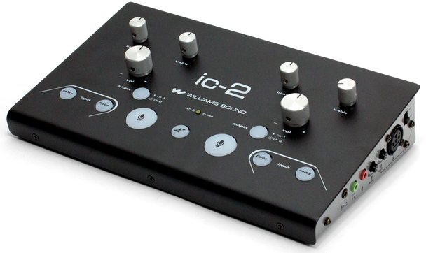 IC-2 Interpreter Console
