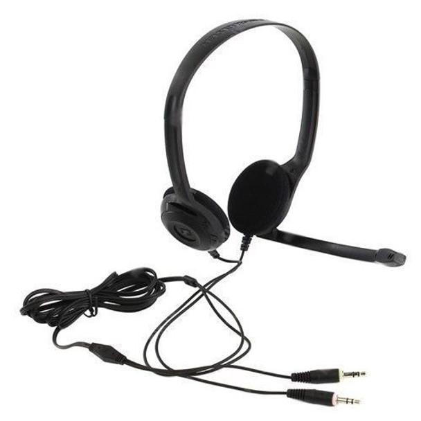 Sennheiser Interpreter Headset with two 3.5mm plug
