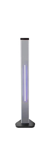 Floor Stand with LED light for Temperature Kiosks