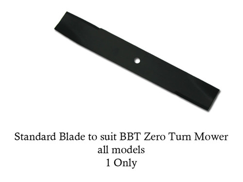 Zero Turn Mower Blade
