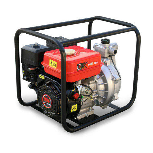 BBT Petrol Fire Pump