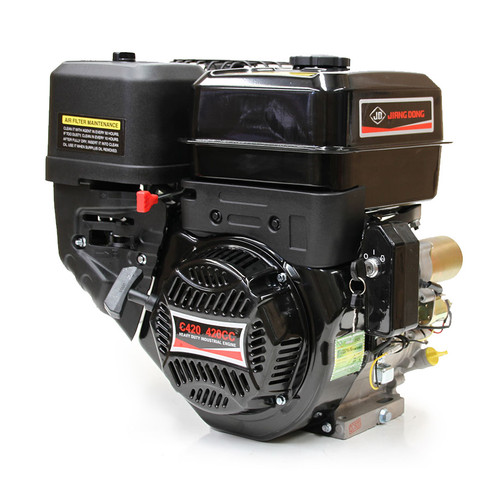 JD 15HP Electric Start Commercial 4 Stroke Petrol Engine