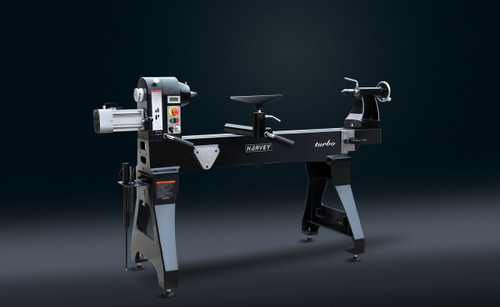 Harvey  Wood Lathe