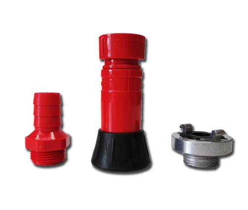Nylon Fire Nozzle Kit 25mm