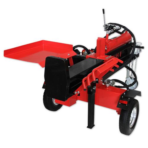 BBT 40/65T Electric Start Hydraulic Petrol Wood Block Log Splitter