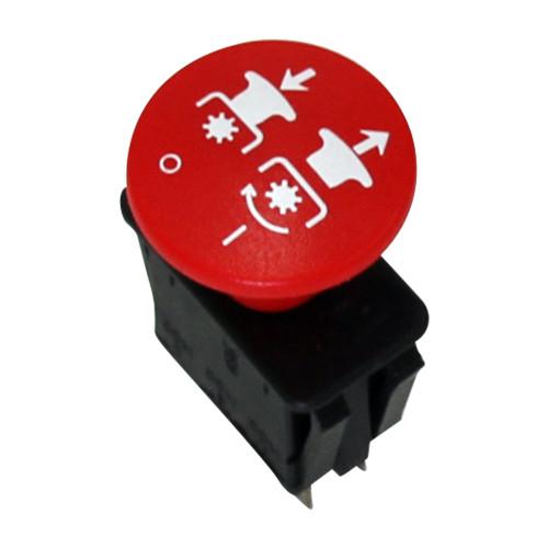 Zero Turn Blade Engage Button