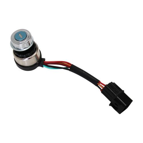 Zero Turn Ignition Switch